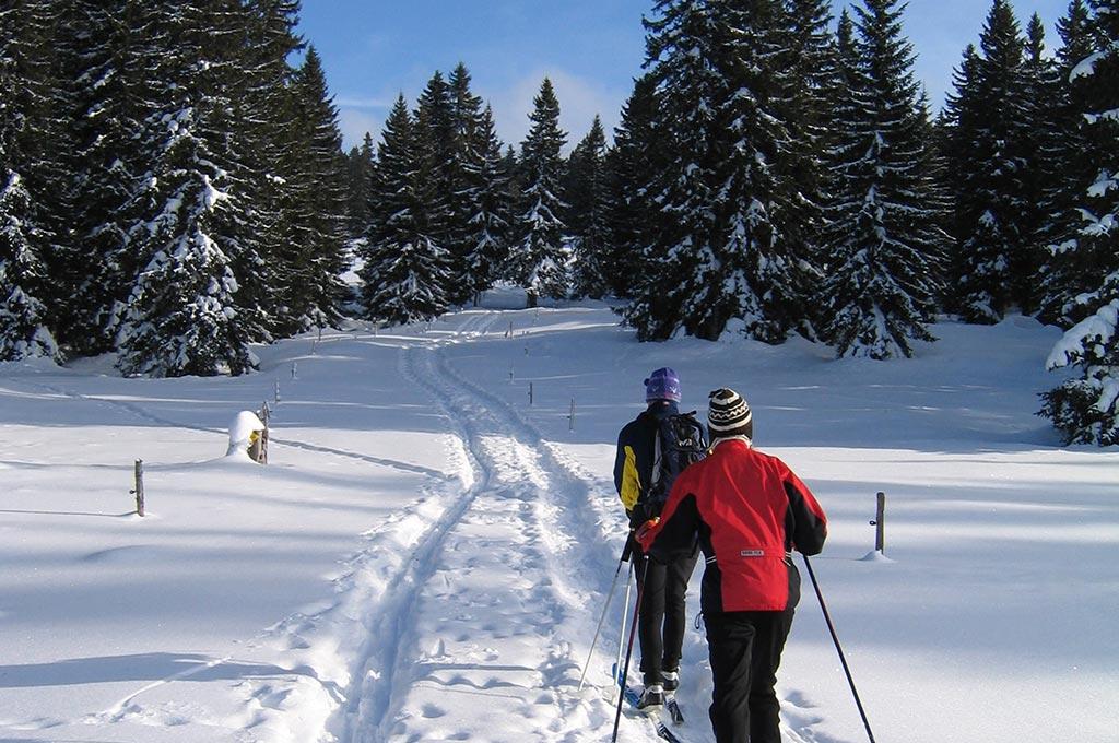 Ski Luge Snowboard Et Raquettes En Ardennes Coo Adventure